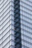 Rascacielos moderno de los edificios Fondo geométrico del efecto imagenes de archivo