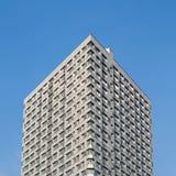 Rascacielos moderno en Kazán Fotografía de archivo