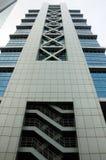 Rascacielos moderno en Shangai Fotos de archivo libres de regalías