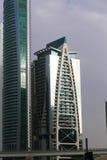 Rascacielos modernos Imagen de archivo