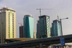 Rascacielos modernos Fotos de archivo