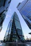 Rascacielos modernos del negocio Imagenes de archivo