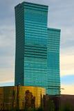 Rascacielos ondulados Foto de archivo libre de regalías