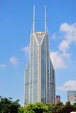 Rascacielos urbano Imágenes de archivo libres de regalías