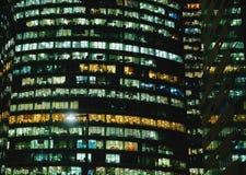 Rascacielos Windows imagenes de archivo