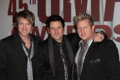 Rascal Flatts Royalty Free Stock Photos