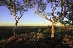 Rasen-Hügel-Nationalpark 5 Stockbild