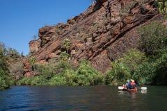 Rasen-Hügel-Schlucht, Queensland, Australien lizenzfreie stockfotos