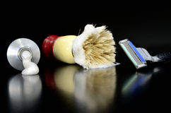 Raser des accessoires Image stock