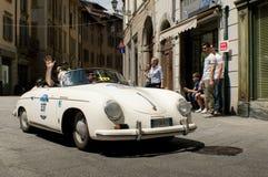 Raser Porsches 356 bei Mille Miglia 2016 Stockfoto