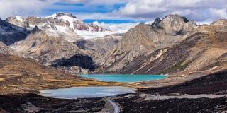 Rasgón del snowberg Fotos de archivo libres de regalías