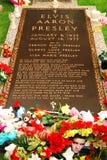 RASGÓN Elvis Fotos de archivo libres de regalías