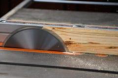 Rasgadura en una sierra del vector Fotografía de archivo libre de regalías