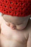 Rasgo de bebê Imagens de Stock Royalty Free