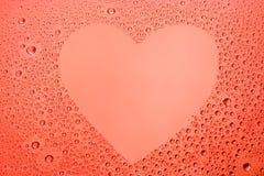 Rasgones del amor Fotos de archivo libres de regalías