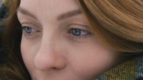 Rasgones a los ojos de la muchacha Primer Cámara lenta metrajes