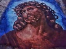 Rasgos do ` s de Cristo fotos de stock royalty free