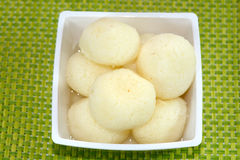 Rasgulla Royalty Free Stock Photo