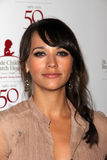 Rashida Jones Royalty Free Stock Photo