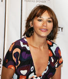 Rashida Jones Royalty Free Stock Photos