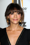 Rashida Jones Photo libre de droits