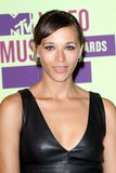Rashida Jones Photographie stock