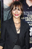 Rashida Jones Lizenzfreie Stockfotos