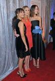 Rashida Jones & Kate Hudson & Olivia Wilde Stock Photography