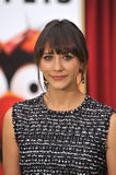 Rashida Jones,  The Muppets Royalty Free Stock Photography