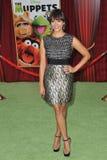 Rashida Jones, The Muppets Royalty Free Stock Photos