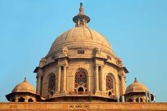 Rashtrapati Bhavan - India Stock Images