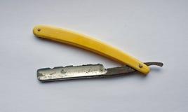 Rasiermesser gefährlich Lizenzfreies Stockfoto