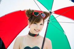 Raskoningin van Japan Stock Afbeelding