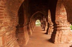 Rasmancha tempel, Bishnupur, Indien royaltyfri bild