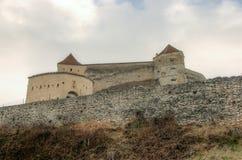Rasnov Castle in Romania Royalty Free Stock Photos