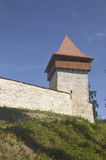 Rasnov citadel, Romania Royalty Free Stock Photography