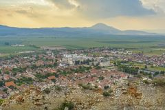 Rasnov Royalty Free Stock Photography