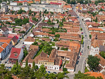 Rasnov Royalty Free Stock Photo