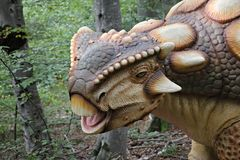 Rasnov Dino Parc Royalty Free Stock Photos
