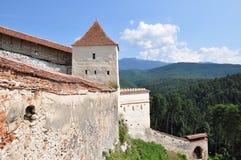 Rasnov fästning Royaltyfria Foton