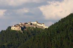 Rasnov Festung Stockbilder