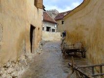 Rasnov Festung Lizenzfreies Stockbild