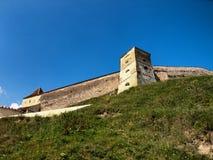 Rasnov fortress Royalty Free Stock Photos