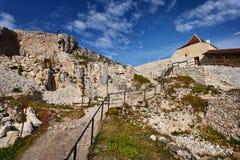 Free Rasnov Fortress In Romania Stock Photography - 16886822