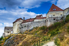 Free Rasnov Fortress In Romania Royalty Free Stock Image - 29718686