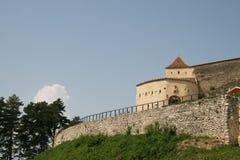 Rasnov Fortress royalty free stock image