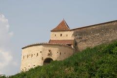 Rasnov Fortress Stock Image