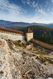 Rasnov fortress in Romania Stock Photos