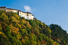 Rasnov Fortress,Romania Stock Image