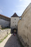 Rasnov fortress, Romania Stock Photography